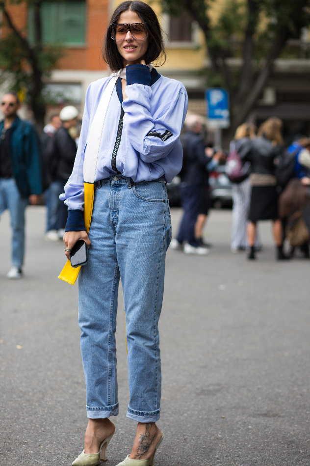 Härlig inspiration från modeveckan i New York!