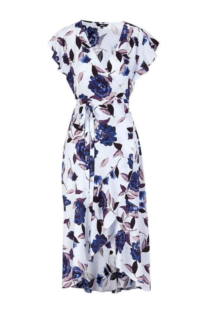 klänning-blommor-ellos